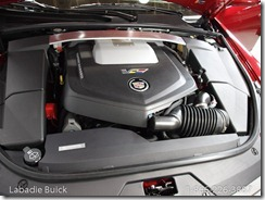 2012 CTS-V Wagon Engine