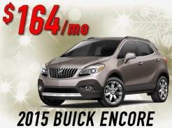 leasing deals buick encore