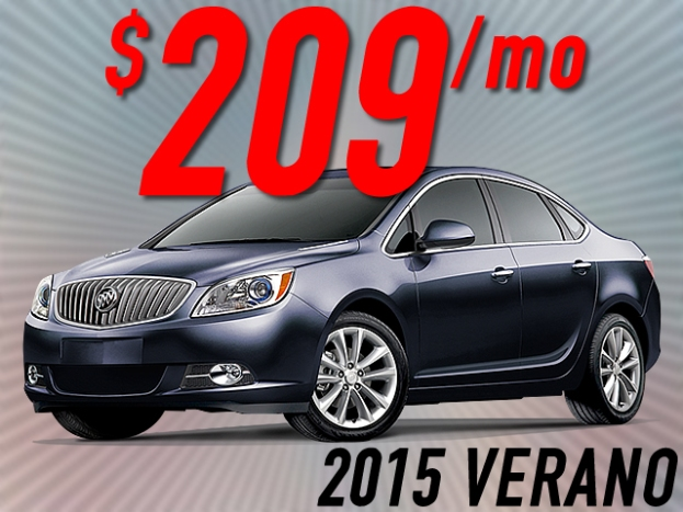 leasing deals buick verano