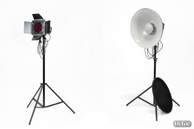 photography light modifiers